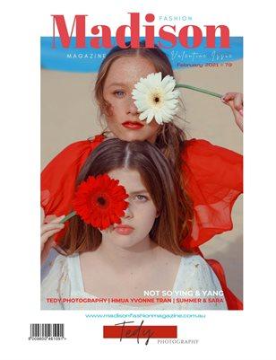 Madison Fashion Magazine - February 2021 #79