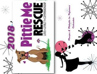 Pinups & Pitties In Pajamas Calendar