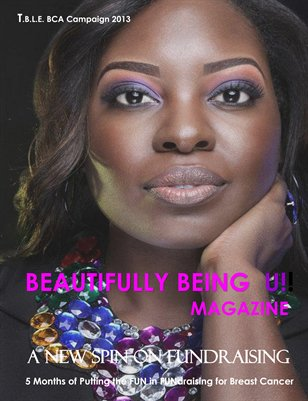 Beautifully Being U! 2013 Edition