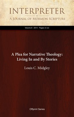 A Plea for Narrative Theology: Living In and By Stories