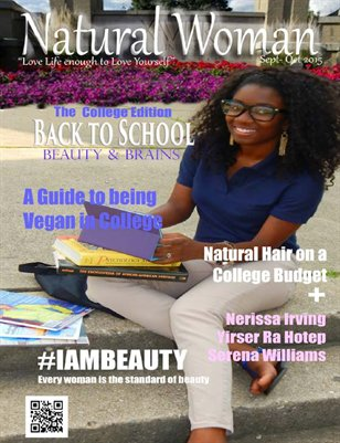 Natural Woman Magazine Back to School 2015