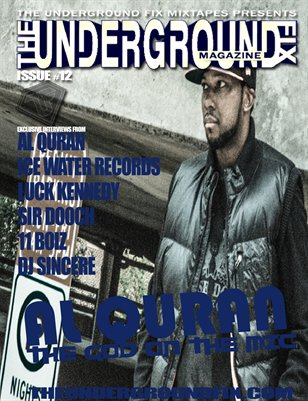 The Underground Fix Magazine Issue #12