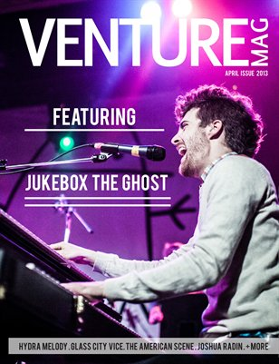 Venture Mag April Issue