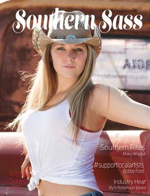 Southern Sass Magazine Volume #3 Issue Three