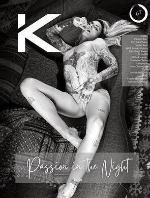 Kansha Magazine Chapter 67 Featuring Lola