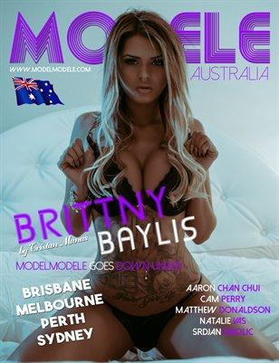 Model Modele Magazine - Australia - Brittny