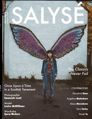 SALYSÉ Magazine | Vol 5 : No 5 | January 2019