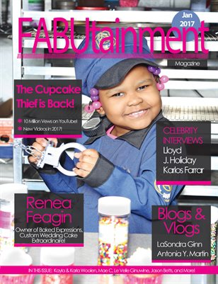 January 2017 FABUtainment Magazine