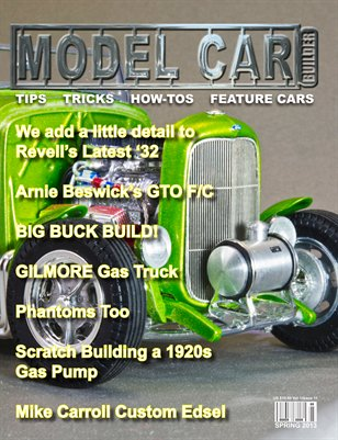 Model Car Builder No. 11