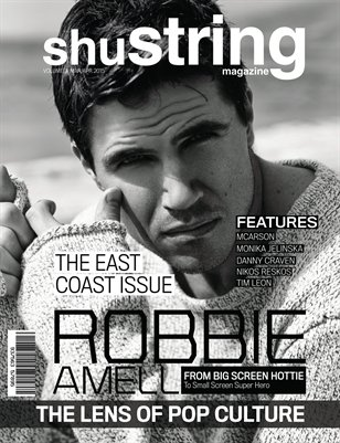 shuString Magazine East Coast Issue 3
