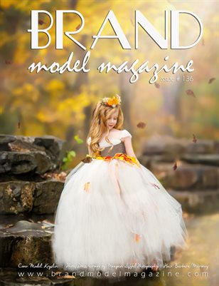 Brand Model Magazine  Issue # 136