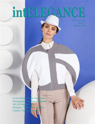 intElegance magazine - issue 35 March 2018