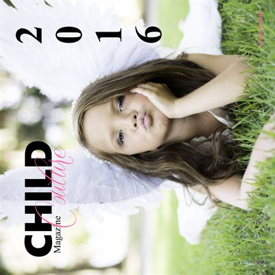 Child Couture Magazine 2016 Calendar