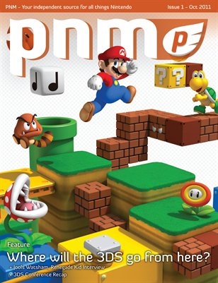 Pure Nintendo Magazine (PNM) Issue 1