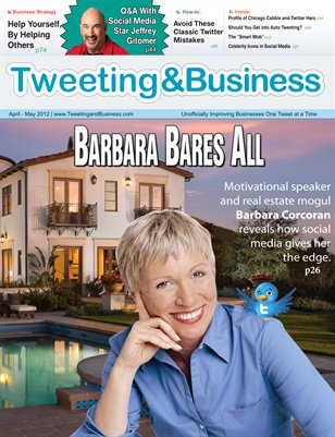 Tweeting & Business- April/May 2012