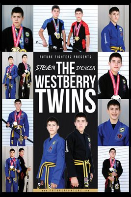 The Westberry Twins Collage Poster
