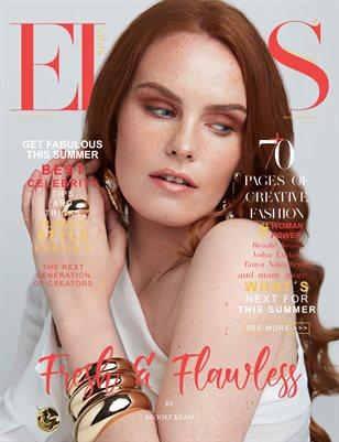 ELLAS Magazine | The July Fashion & Beauty Edition | Vol.2 | 2021