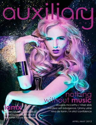 Auxiliary Magazine : April/May 2013