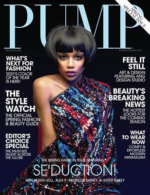 PUMP Magazine | The Fashion Issue | Vol.5 | 03/2021