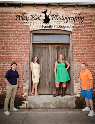Alley Kat Photography Family Guide