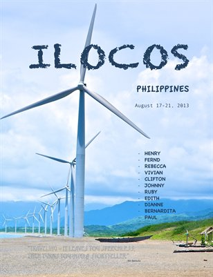 Because It Is ILOCOS!