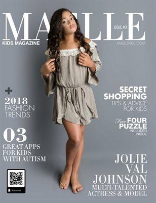 Maelle Kids Magazine #3 Jolie