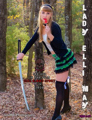 Lady Elli May - Fighting School-Girl | Fight Club