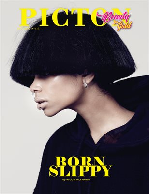 Picton Magazine OCTOBER  2019 N315 Beauty Gold Cover 2