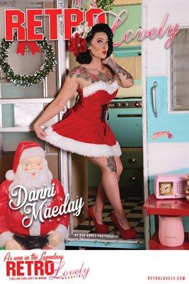 Danni Maeday Cover Poster