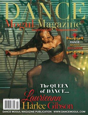 Dance Mogul Magazine featuring Laurieann Harlee Gibson