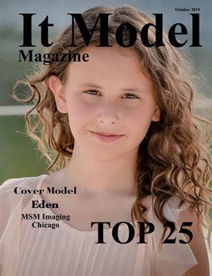 It Model magazine October Top 25 2019