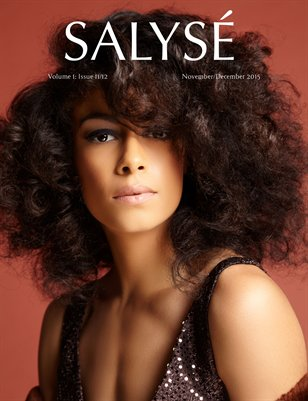 SALYSÉ Magazine | Vol 1:No 11/12 | Nov/Dec 2015 | Fig Cover