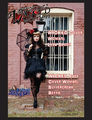 WICKED Women Magazine- WICKED 7: October 2014