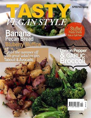 Tasty Vegan Style Spring 2019