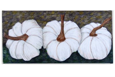 White Gourds
