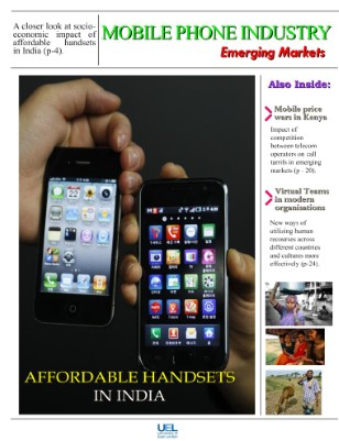 Mobile Phone Industry - Emerging Markets