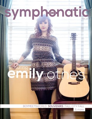 Issue 5 - Emily Otnes