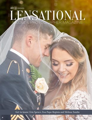 LENSATIONAL Model and Photographer Magazine #40 Issue | Events - May 2020
