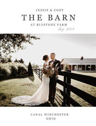 The Barn at Blystone Farm- Aug 2019