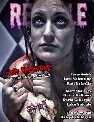 Rebelle Magazine: Supernatural Issue (Lori Valentine Cover)