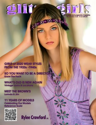 Glitzy Girls Magazine 2020 - September - Rylee Crawford