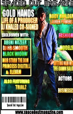 Spaced Out Magazine Digital Issue
