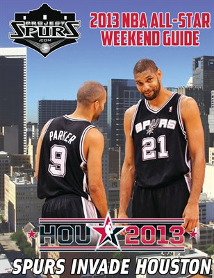 Project Spurs 2013 NBA All-Star Guide