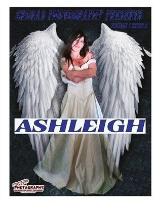 Cronas Photography Presents Ashleigh Issue 2