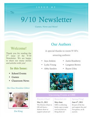 OBE NEwsletter Issue #2
