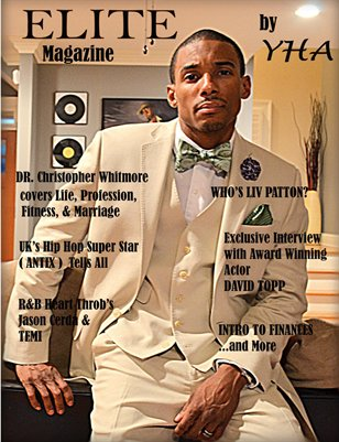 Elite Magazine by Y.H.A (Why Medicine Edition)