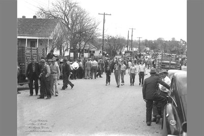 Tater Day 1954 Marshall County, Kentucky (Print3)
