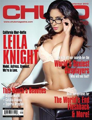 Chulo Magazine - September 2013