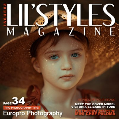 LIL STYLES MAGAZINE ISSUE #02