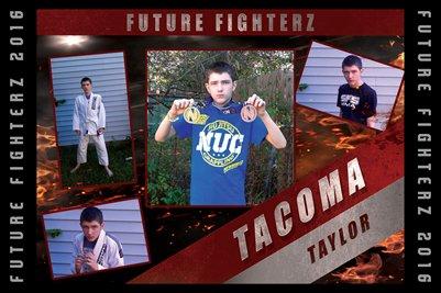 2016 Tacoma Taylor Cal - Poster